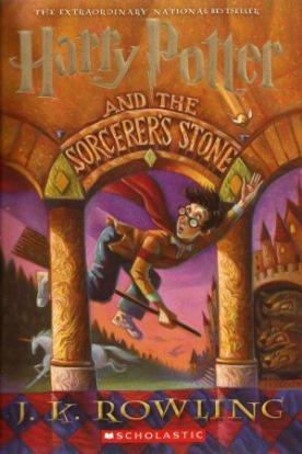 HP sorcelers stone
