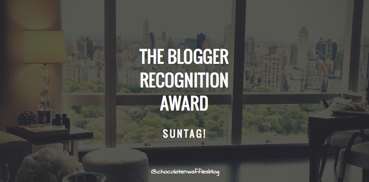 The Blogger recognition award.png