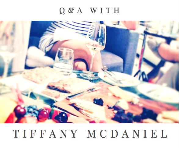 q&a tiffany mcdaniel