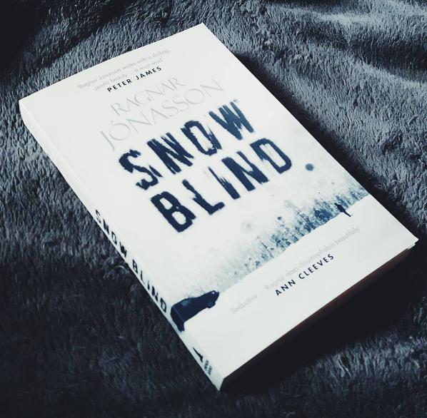 snowblind cover