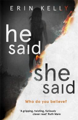 he sais she said