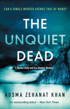 The Unquiet Dead Cover
