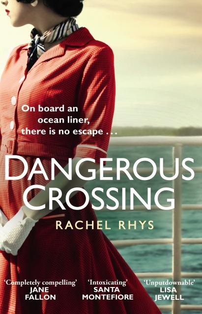 Dangerous Crossing Cover