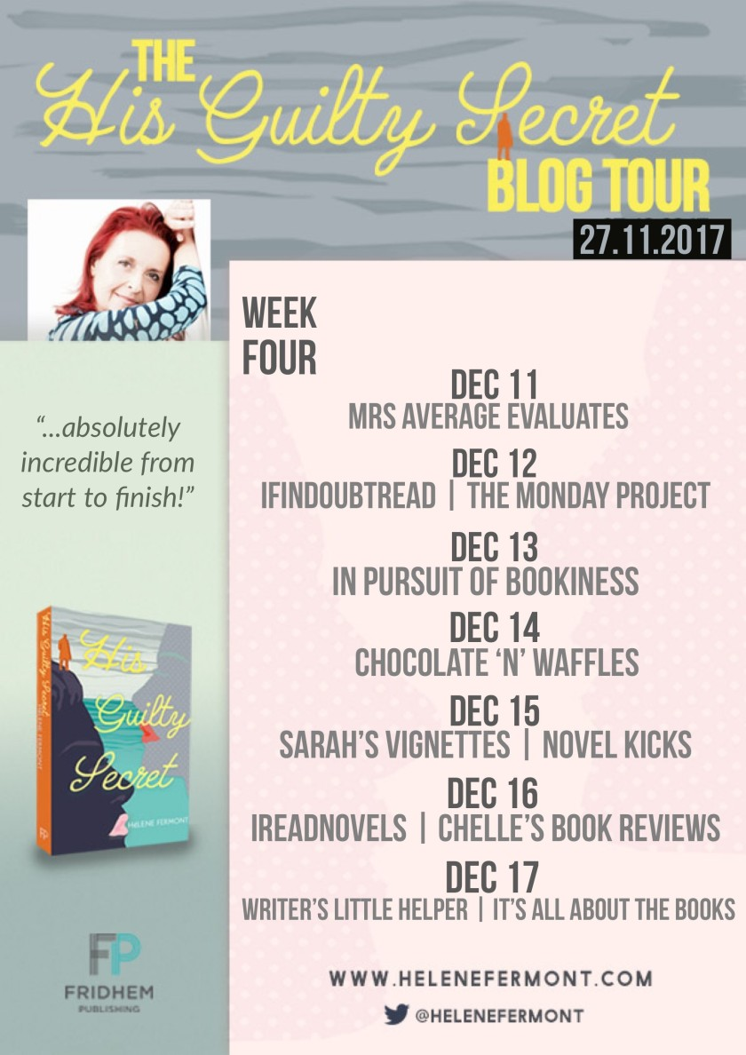 Blog Tour Week his guilty secret