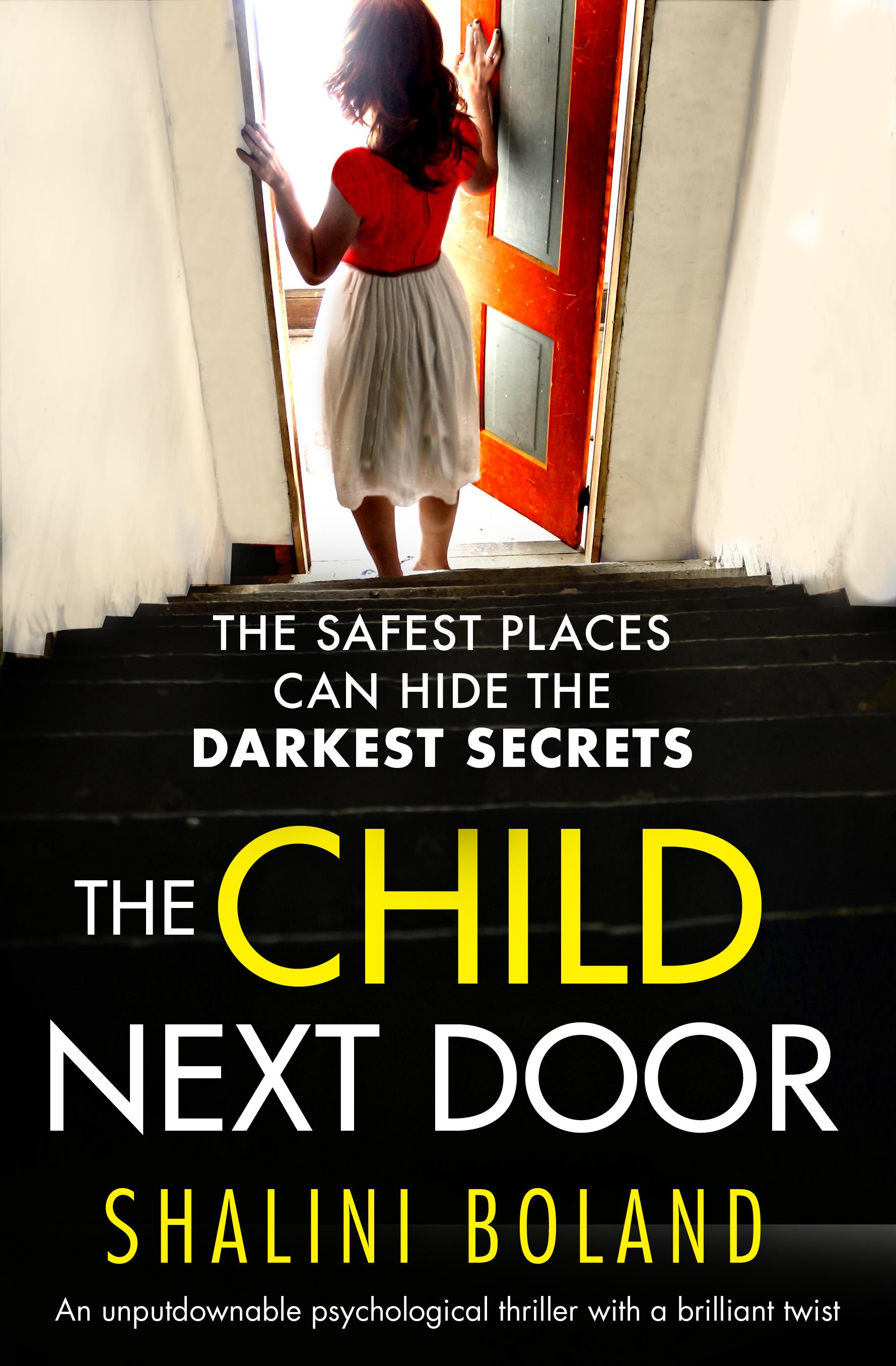 Open The Curtain The Child Next Door By Shalini Boland  -8556