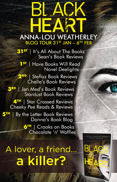 Black Heart - Blog Tour