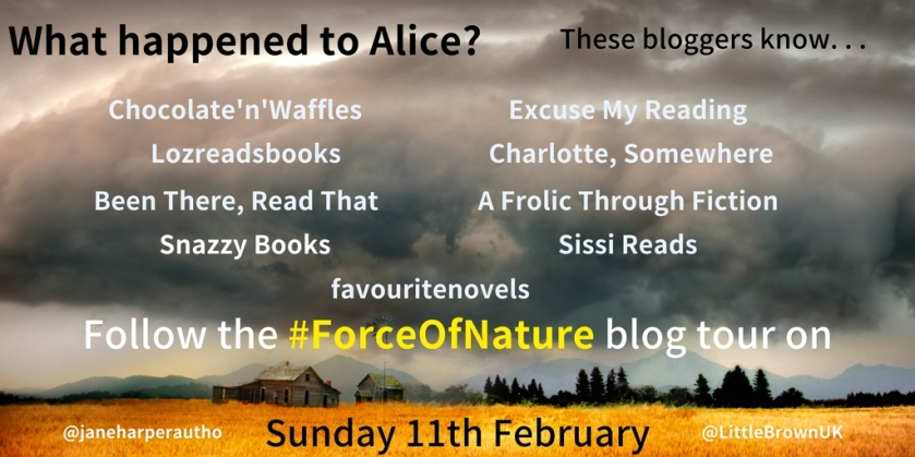 Sunday 11th February force of nature.jpg