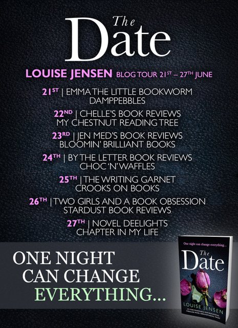 The Date - Blog Blitz