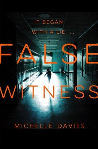 False Witness Cover