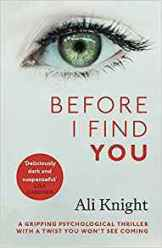 before i find you
