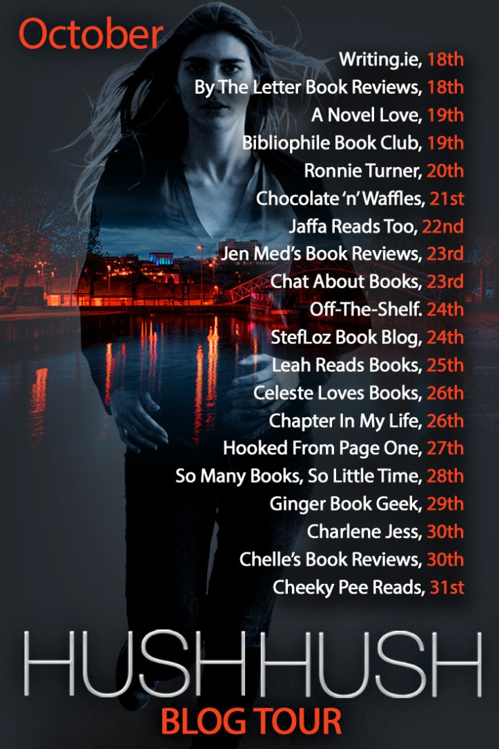 Hush Hush Blog Tour - October