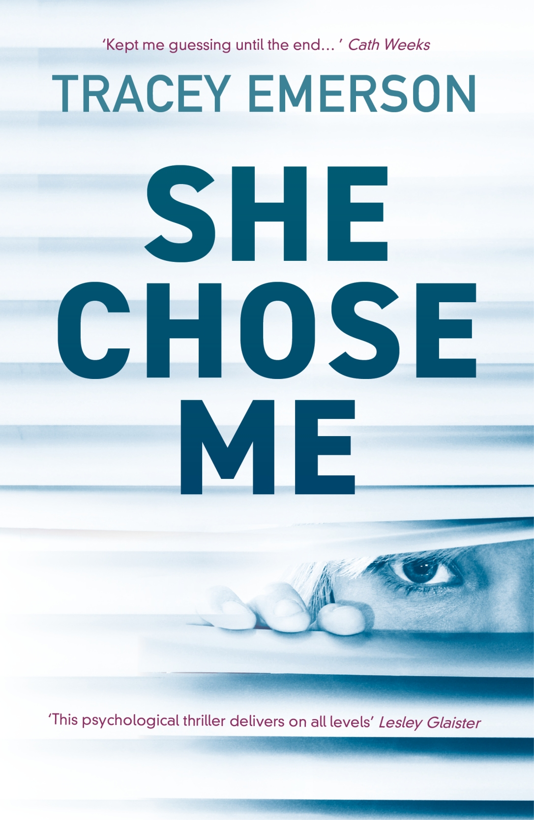 She Chose Me Cover
