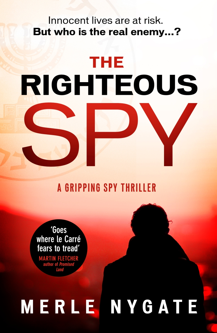 The Righteous Spy final cover
