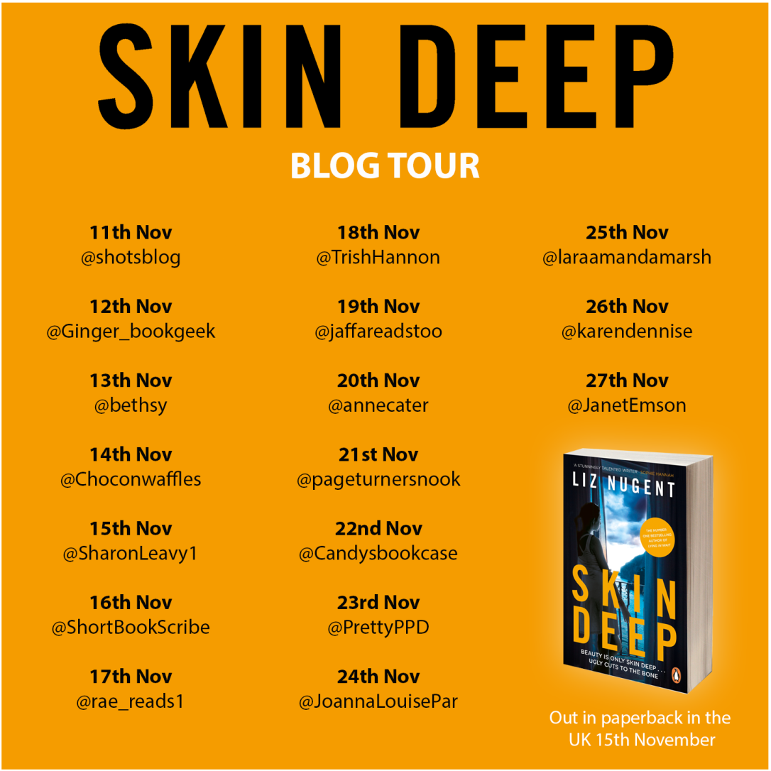 Skin Deep Blog Tour