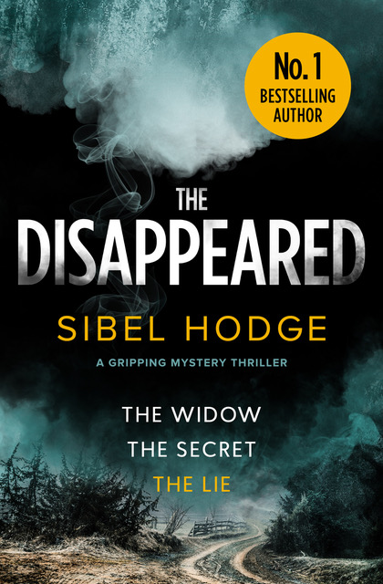 Sibel Hodge - The Disappeared_cover