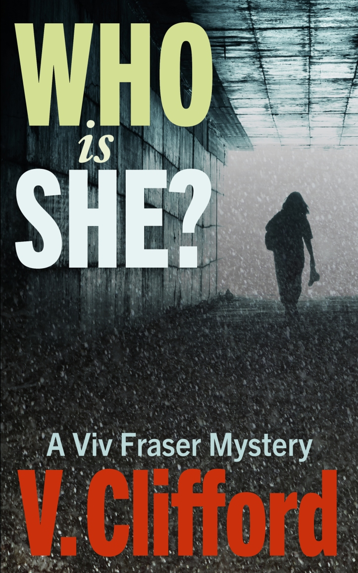 Who is She by V Clifford
