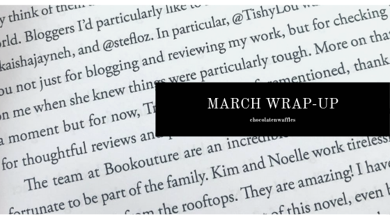 march wrapup
