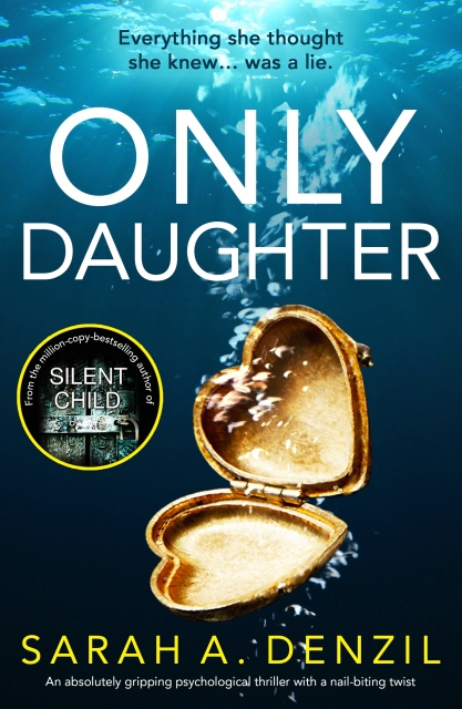 Only-Daughter-Kindle