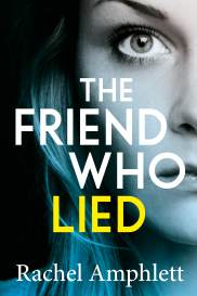 The Friend Who Lied Cover EBOOK