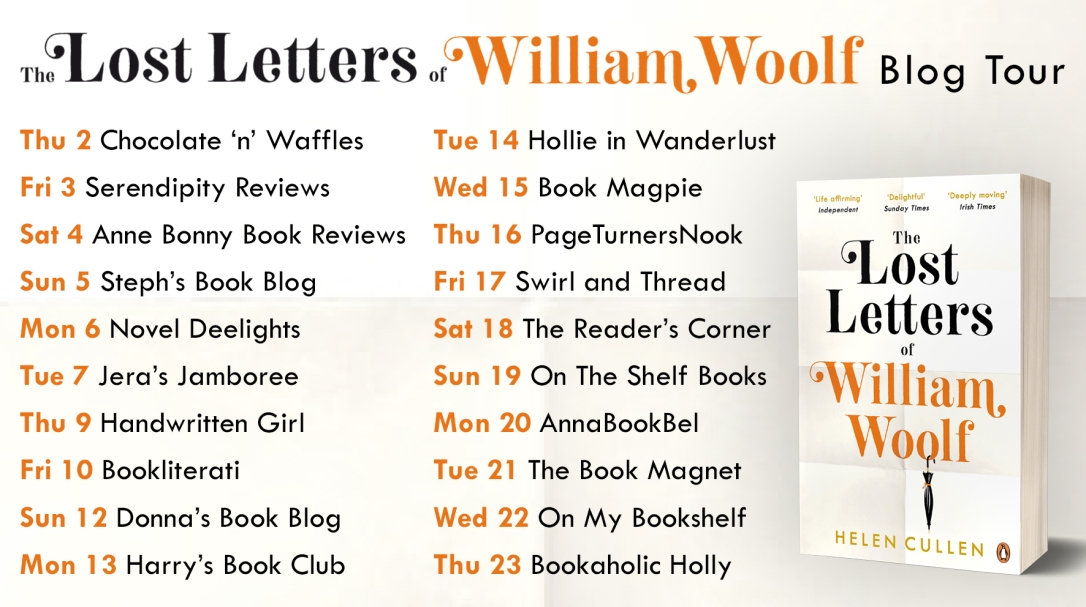 The Lost Letters of William Woolf Blog Tour.jpg