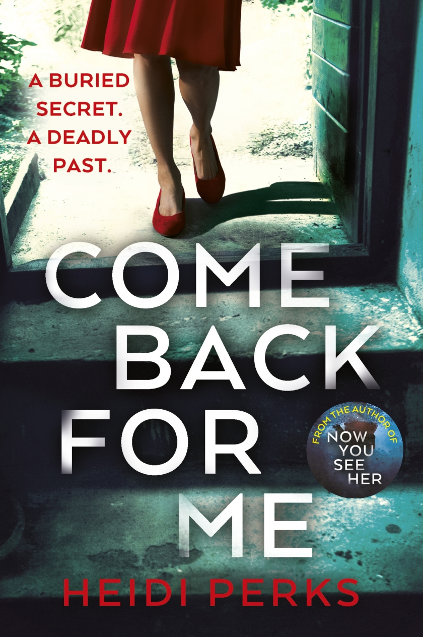 Come Back For Me Hi-Res Cover
