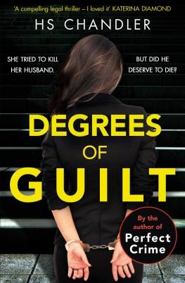 degrees of guilt paperback