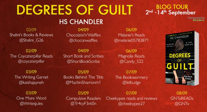 NEW Degrees of Guilt blog tour 1