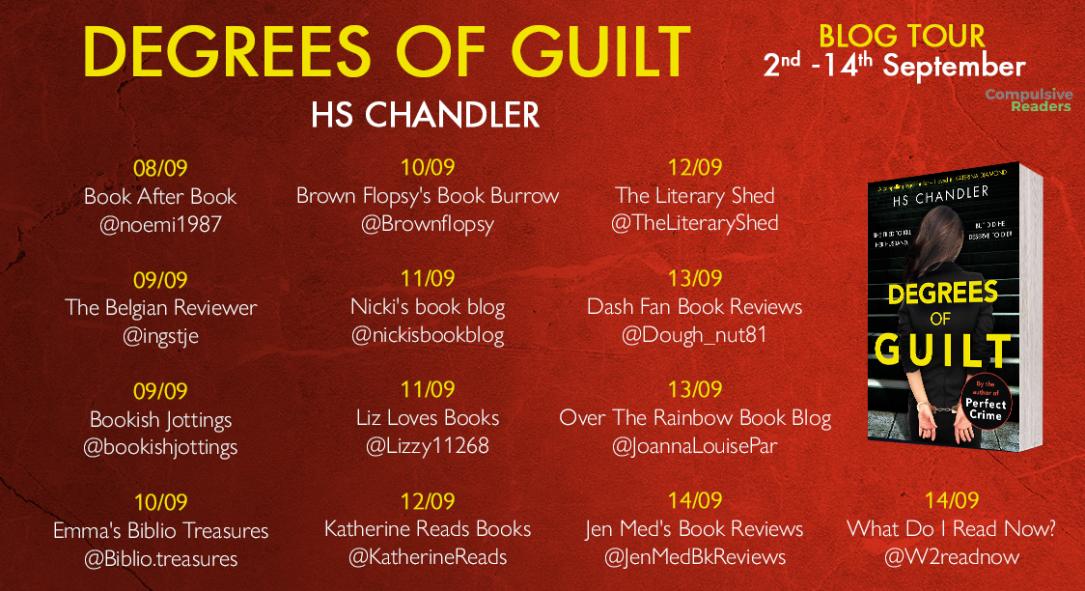 NEW Degrees of Guilt blog tour 2