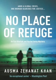 No Place For Refuge Cover
