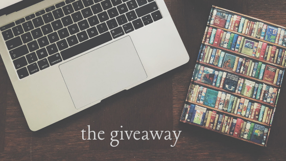 the giveaway