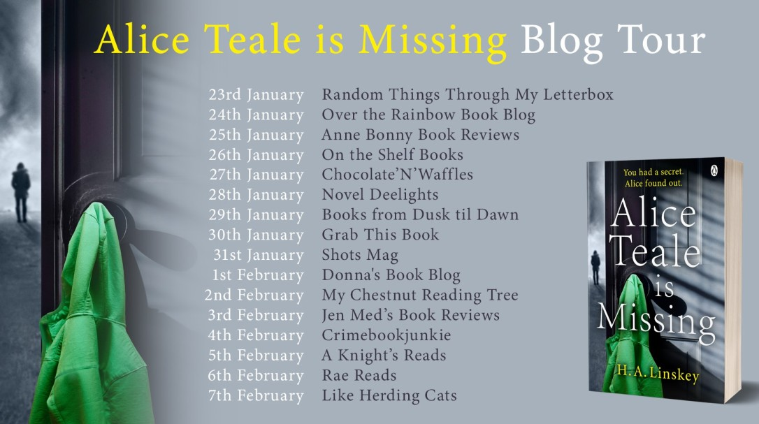 Howard Linskey blog tour